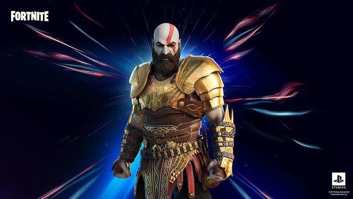 El personaje Kratos de God Of War está confirmado en la Quinta Temporada de Fortnite