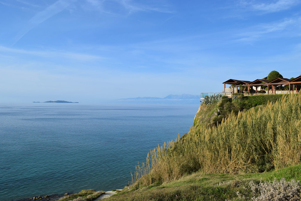 Playas de Corfú, Corfu, islas griegas, vive corfu
