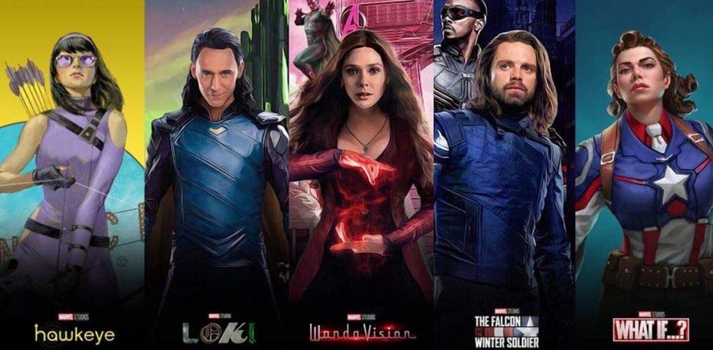 Marvel Studios Legends, el nuevo programa que llegará a Disney+