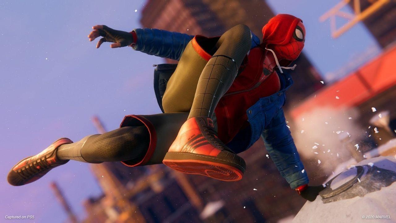 Traje de Sport. Spider-Man:Miles Morales.