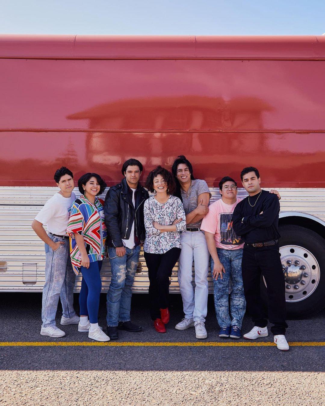Selena LA SERIE Logros de una familia México-Americana