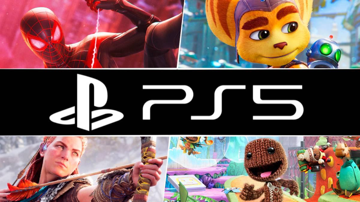 Exclusiva: Juegos PS5 lanzados y confirmados