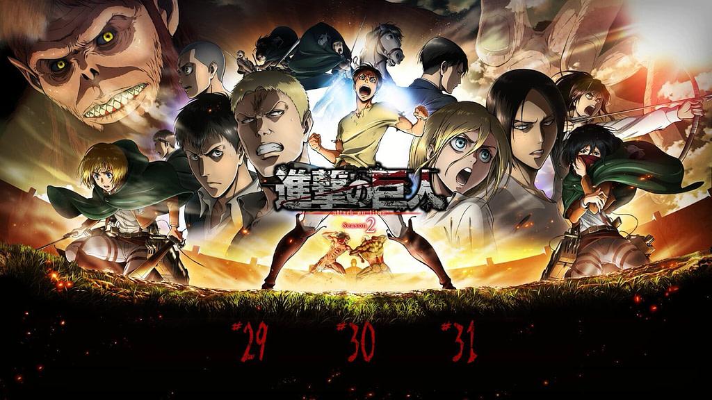 Resumen de Shingeki no Kyojin: Temporada 2