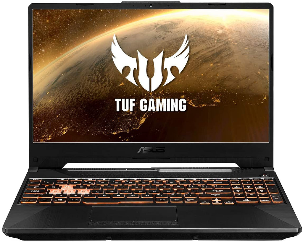 Estas son las mejores ofertas en PC para videojuegos de estas navidades 2020  ASUS TUF Gaming A15 FX506LH-BQ034