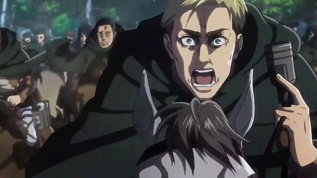 Personajes más Importantes de Shingeki no Kyojin