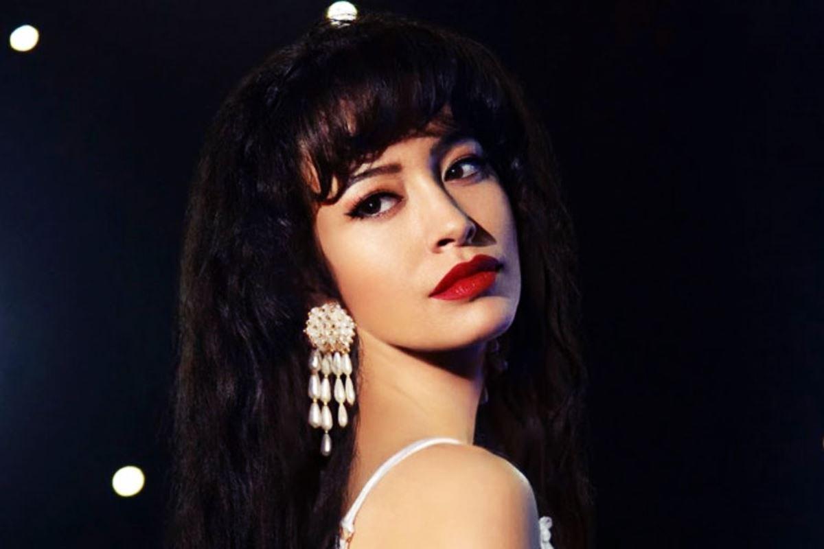 Selena LA SERIE Christian Serratos como Selena Quintanilla