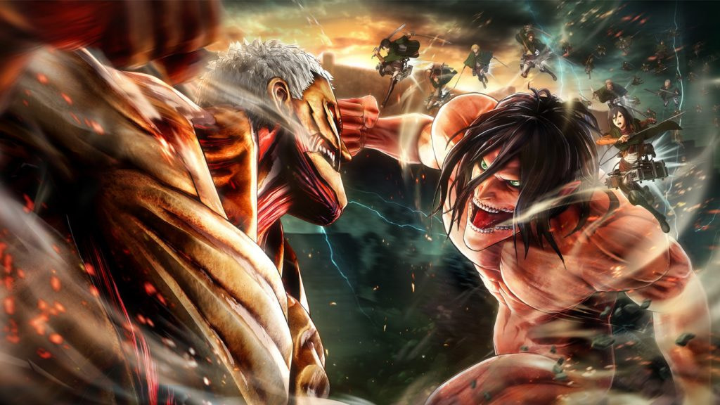 Colaboración de Shingeki no Kyojin con Free Fire