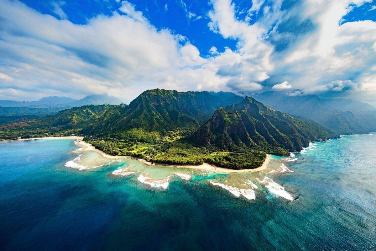 Vaciones en La Isla de Hawái