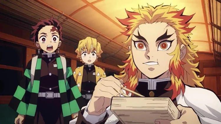 Resumen de Kimetsu no Yaiba Primera Temporada