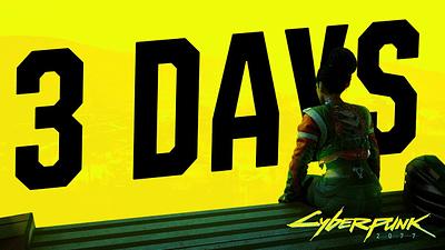Cyberpunk 2077: quedan 3 días para su lanzamiento y ya tenemos análisis del juego