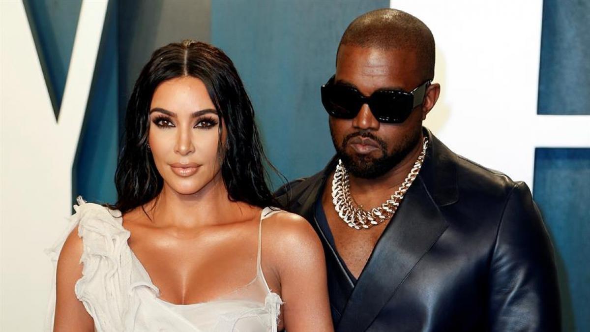 Kim Kardashian se divorcia de Kayne West