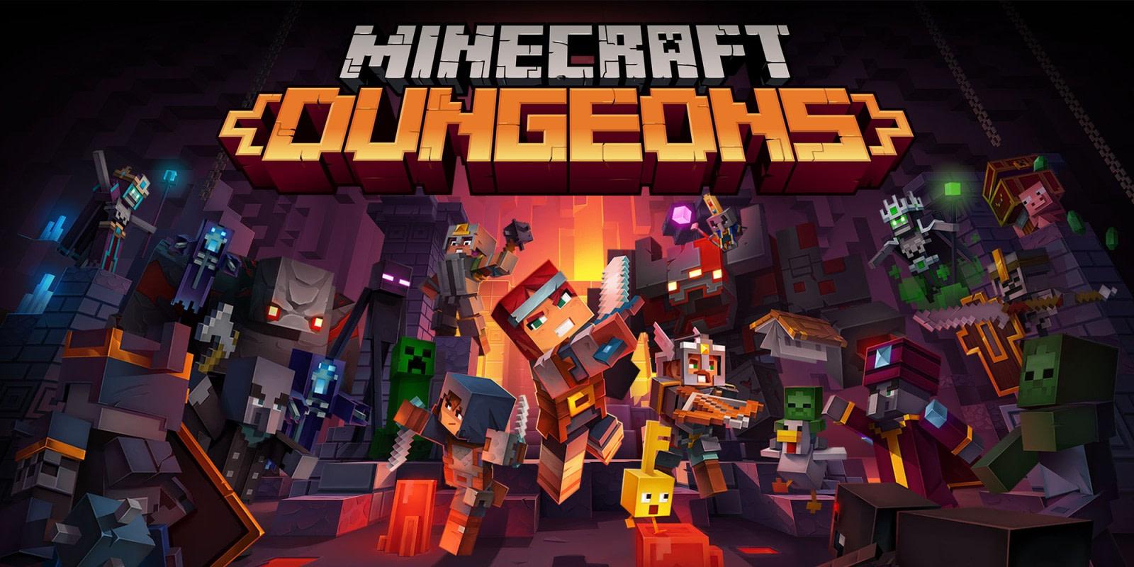 Guía básica para Minecraft Dungeons