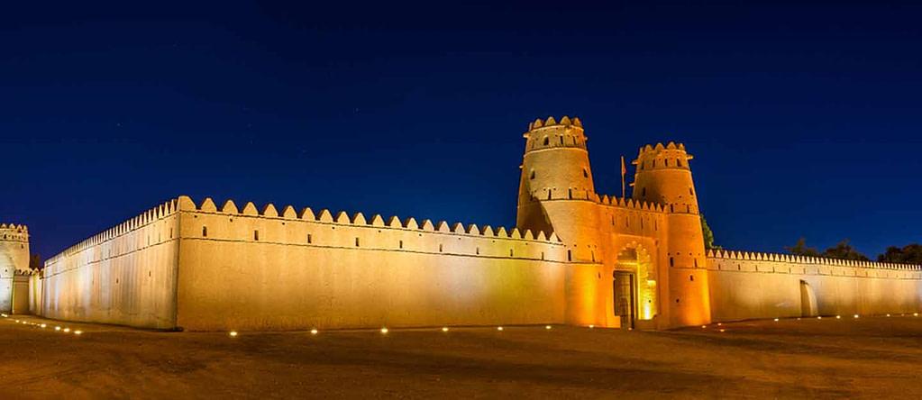Al Ain: la ciudad de los 7 oasis