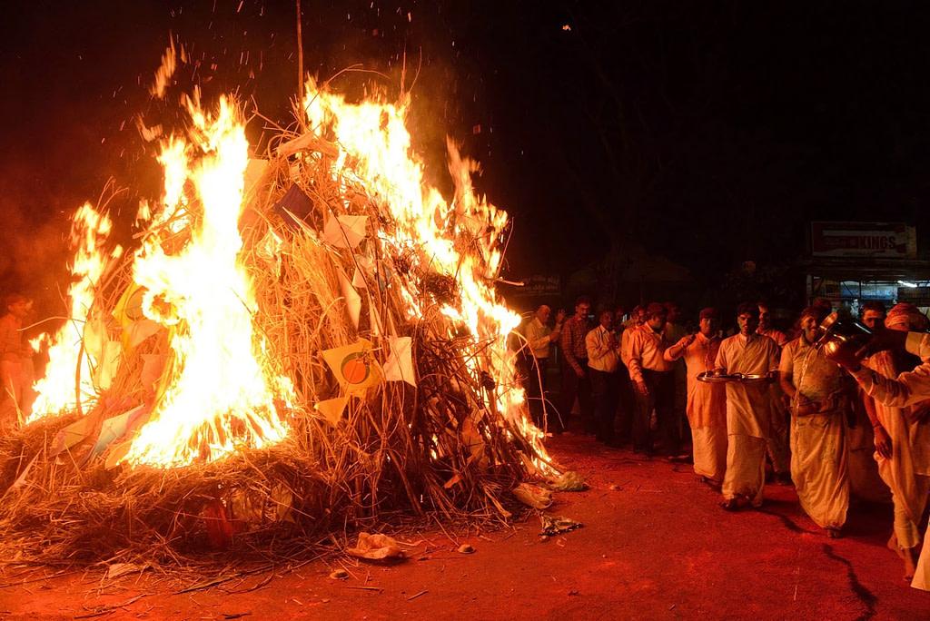 El Holi, el festival de la primavera y de los colores