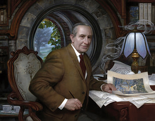 Tolkien, Viaje por la Tierra Media