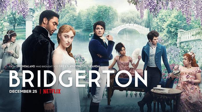 Bridgerton, la nueva serie de Netflix arrasa en su estreno