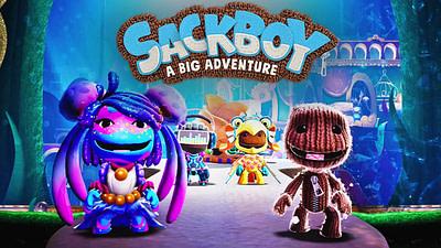 Guía de Sackboy: A Big Adventure