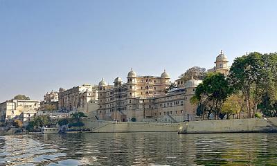 El City Palace de Udaipur