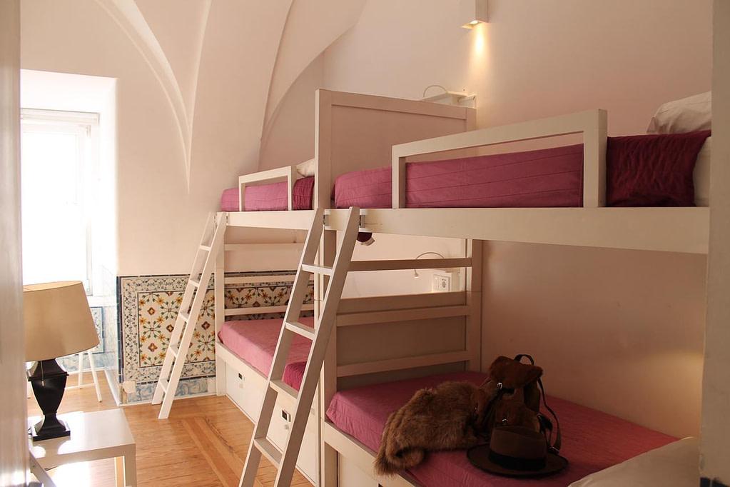 D贸nde dormir en Lisboa