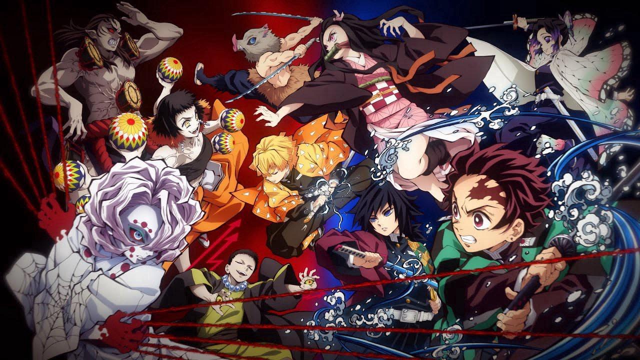 Kimetsu no Yaiba disponible en Netflix