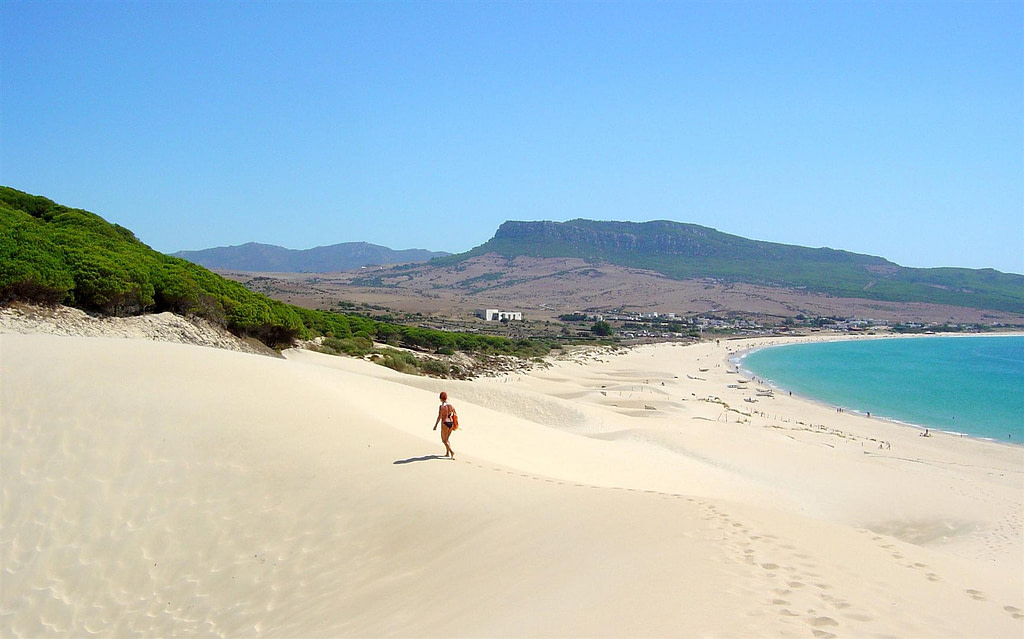Abu Dabi y sus kilométricas playas