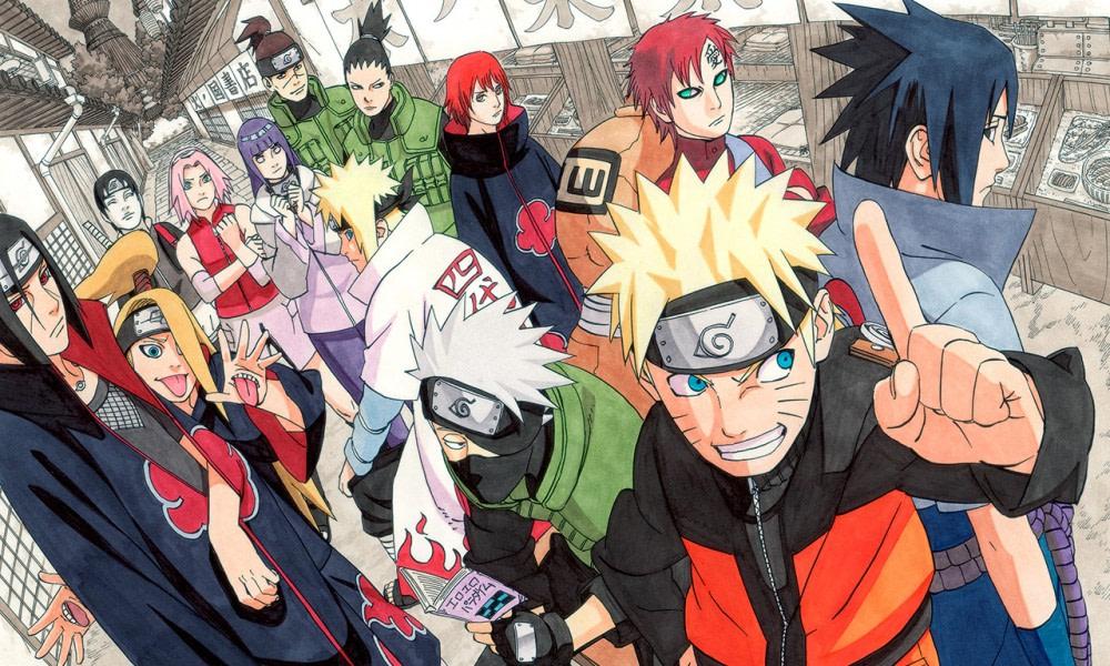 Naruto Shippuden episodio 450