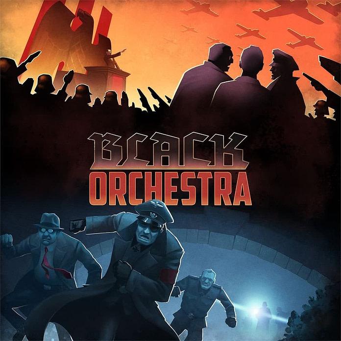 Orquesta Negra, juego de mesa 2020