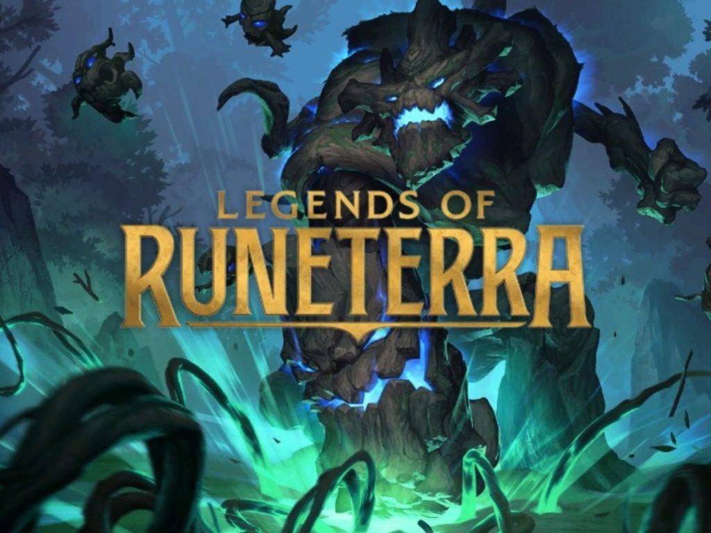 Legends of Runeterra, un juego de estrategia que te encantará.