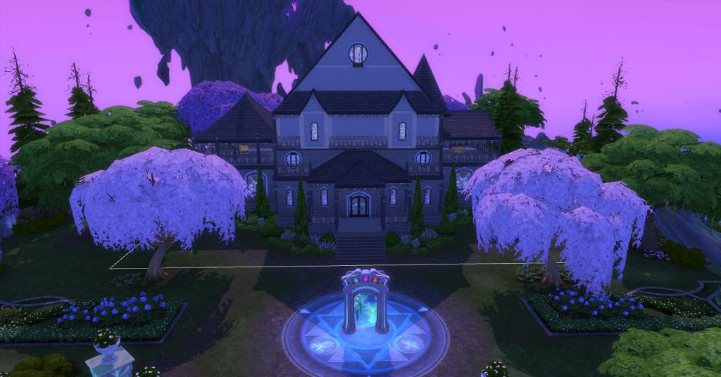 Los Sims 4 y el Reino de la Magia