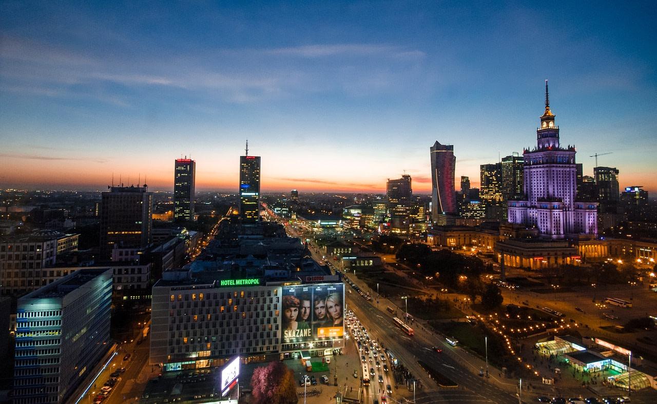 Varsovia, Polonia, viajar a Polonia en 2021