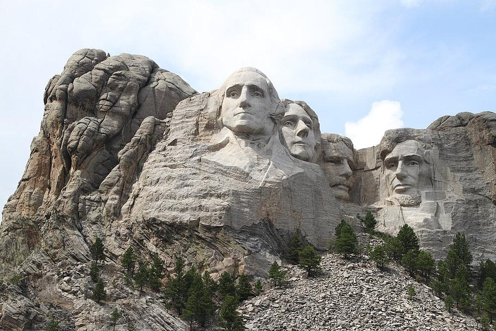 Estados Unidos y sus emblemáticos monumentos