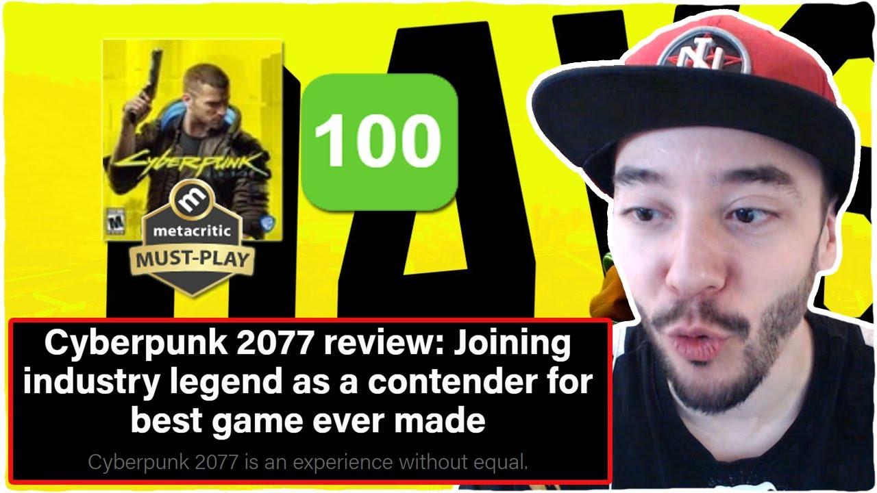 Cyberpunk 2077 declarado el juego mejor hecho de la historia
